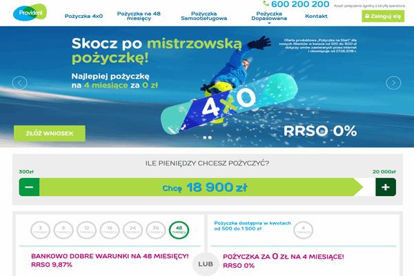 Provident Koszalin  zadzwoń 600 111 551